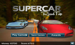 Supercar Road Trip screenshot 1/4