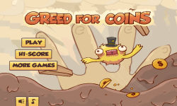 Greed For Coins Game screenshot 1/3