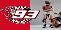 Marc Marquez 93 The Baby Alien MotoGP HD Wallpaper screenshot 2/6