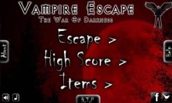 Vampire Escape - The War Of Darkness screenshot 1/4