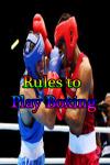 Rules to play Boxing screenshot 1/3