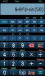 FREE Scientific Calculator screenshot 2/3