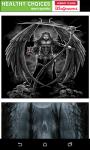 Grim Ripper Wallpaper 4k screenshot 3/4