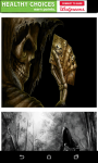 Grim Ripper Wallpaper 4k screenshot 4/4