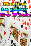 Rules to play Go Fish screenshot 1/3