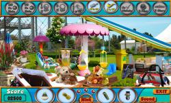 Free Hidden Object Games - Aqua Park screenshot 3/4
