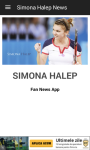 Simona Halep News screenshot 2/4