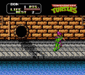 Teenage Mutant Ninja Turtles 2  The Arcade Game screenshot 3/4
