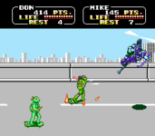 Teenage Mutant Ninja Turtles 2  The Arcade Game screenshot 4/4