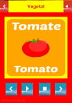 Learn spanish vocabulary screenshot 5/6