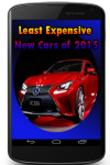 Least Expensive New Cars of 2015 screenshot 1/3