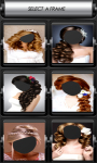 Bridal Hairstyle Photo Montage screenshot 2/6
