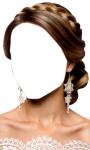 Bridal Hairstyle Photo Montage screenshot 5/6