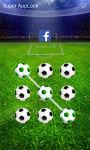 AppLock Theme Goal Football screenshot 2/2