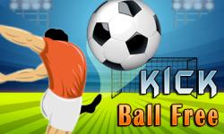 KICK Ball Free screenshot 1/1
