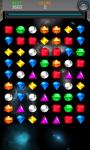 Bejeweled Galaxy HD screenshot 1/2