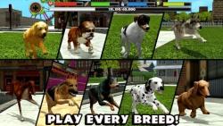 Stray Dog Simulator excess screenshot 3/6