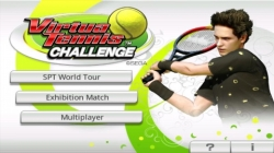 Virtua Tennis Challenge 2 customary screenshot 1/6