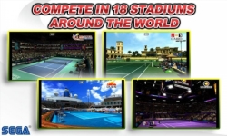 Virtua Tennis Challenge 2 customary screenshot 6/6