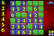 Arts Sudoku screenshot 3/6