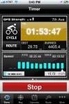 Cycle Watch - GPS Cycling Computer for Outdoor Biking screenshot 1/1