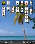 Hawaiisoft Solitaire screenshot 1/1