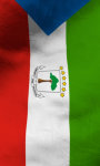 Equatorial guinea flag lwp Free screenshot 5/5