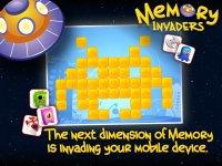 Memory: Invaders FREE screenshot 1/4