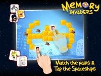 Memory: Invaders FREE screenshot 2/4