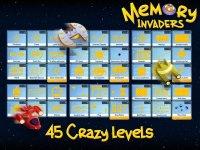 Memory: Invaders FREE screenshot 4/4