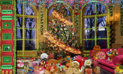 Free Hidden Objects Game - Christmas Mania screenshot 3/4