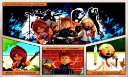 Free Hidden Objects Game - Class of Rock screenshot 2/4