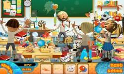 Free Hidden Objects Game - Class of Rock screenshot 3/4