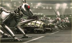 Robot Sci-fi Wallpapers screenshot 3/5