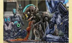 Robot Sci-fi Wallpapers screenshot 4/5