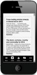 Forex Trading News screenshot 2/4
