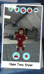 Talking Iron Man screenshot 2/4
