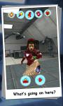 Talking Iron Man screenshot 3/4