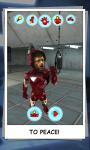Talking Iron Man screenshot 4/4