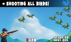 99 Bullets Bird Shooting screenshot 1/2