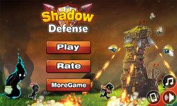 Shadow Defense - Tower Defense screenshot 1/5