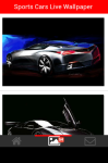 Sports Cars Live Wallpaper screenshot 3/5