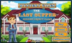 Free Hidden Object Games - The Last Supper screenshot 1/4