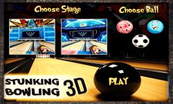 3D Bowling Alley screenshot 1/6