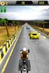 Highway Bike Racing 3D screenshot 5/6