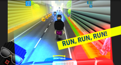 Run Bad Boy - Crazy Surfers screenshot 5/5
