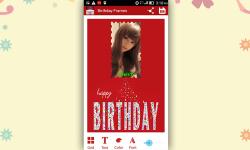Birthday Frame screenshot 5/6