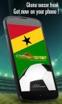 Ghana Soccer News screenshot 1/6