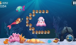 Adorable Little Mermaid Princess in Fish Paradise screenshot 2/5