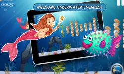 Adorable Little Mermaid Princess in Fish Paradise screenshot 4/5
